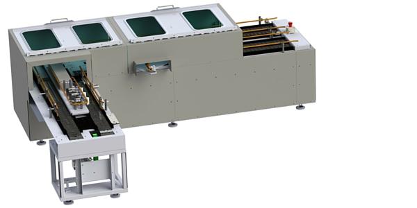 ROCKLABS Pulp Conveyor