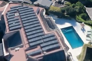 Solar City - Solar Thermal Power System
