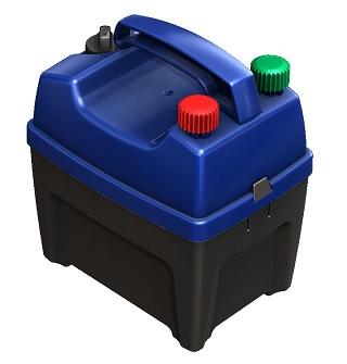 TRU-TEST 9 Volt Carrybox Energizer