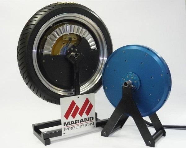ULTRA-EFFICIENT IN-WHEEL MOTOR