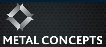 Metal Concepts Logo