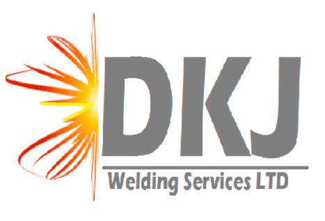 DKJ Welding Services logo
