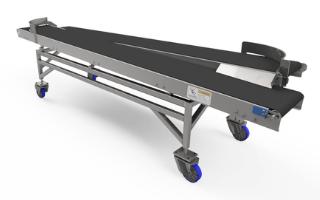 DYNO salad pack conveyor